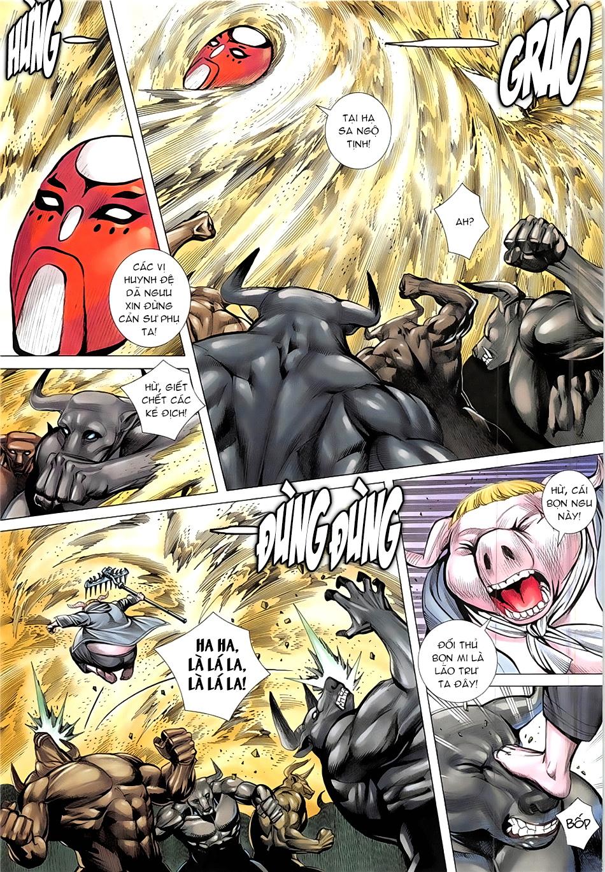 Tây Du chap 57 page 9 - IZTruyenTranh.com
