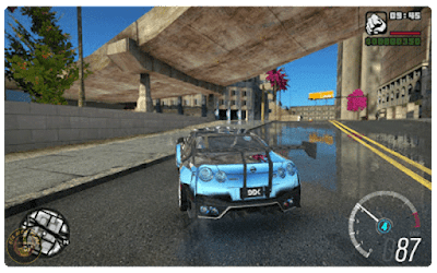 gta San Andreas Pink City free download
