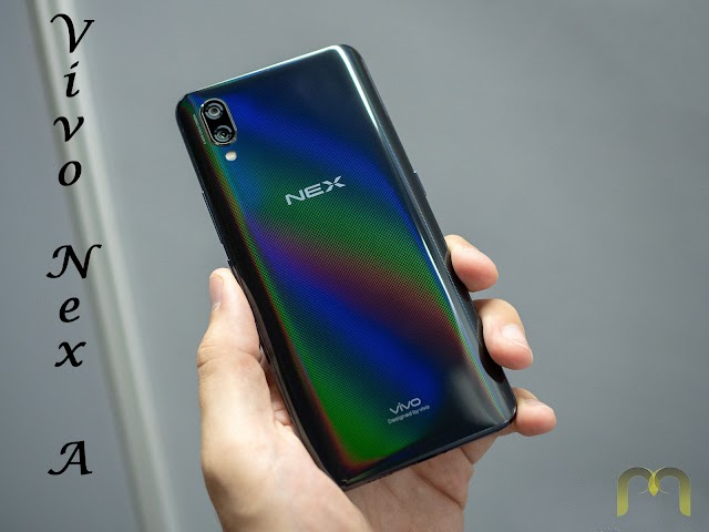 Review VIVO NEX A Smartphone