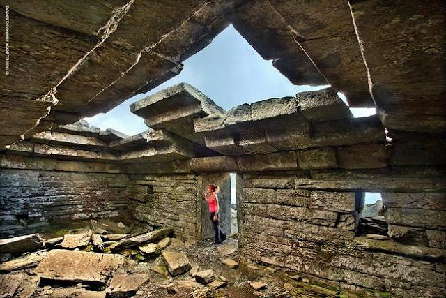 Στις φωλιές των δράκων… Μεγαλιθικά κτίσματα εκπληκτικής αρχιτεκτονικής