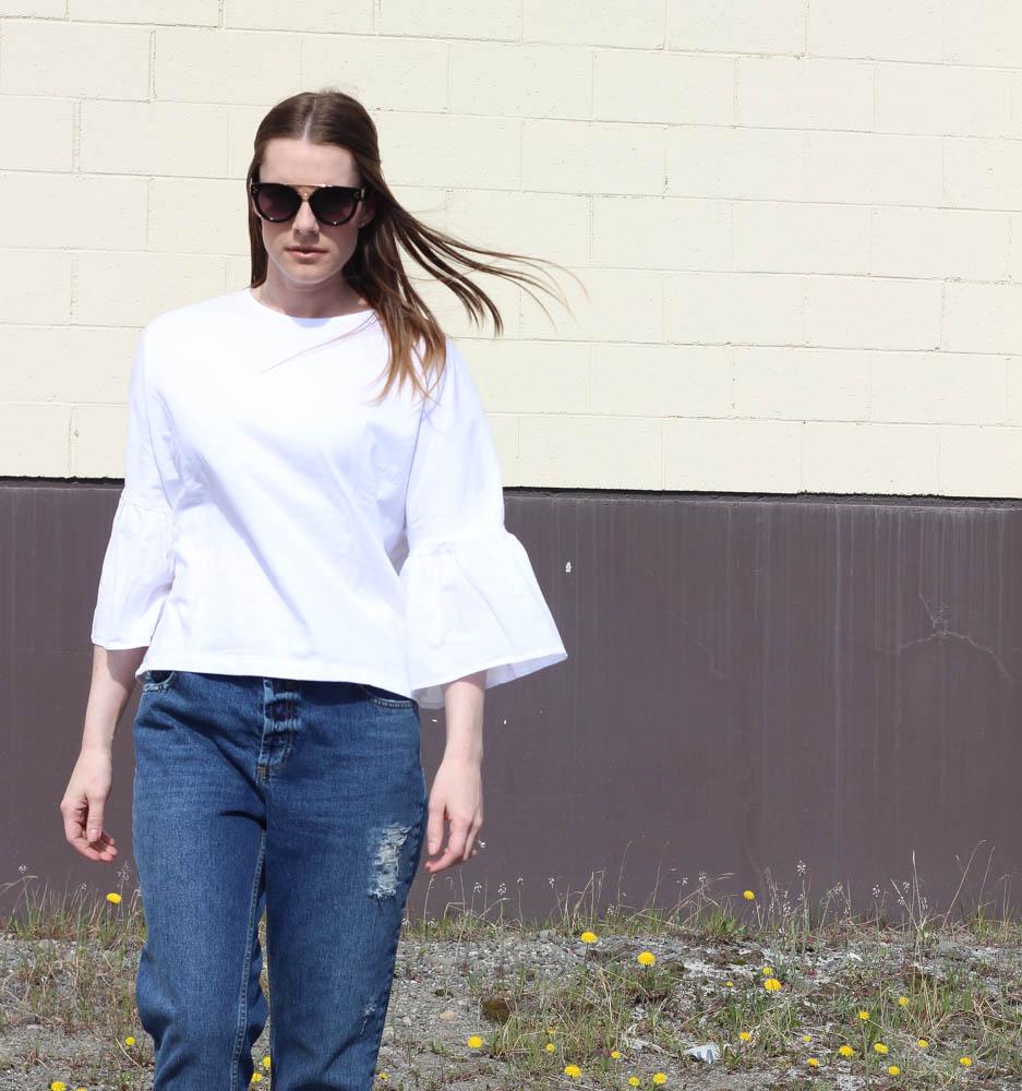 Spring trends- Full sleeve tops