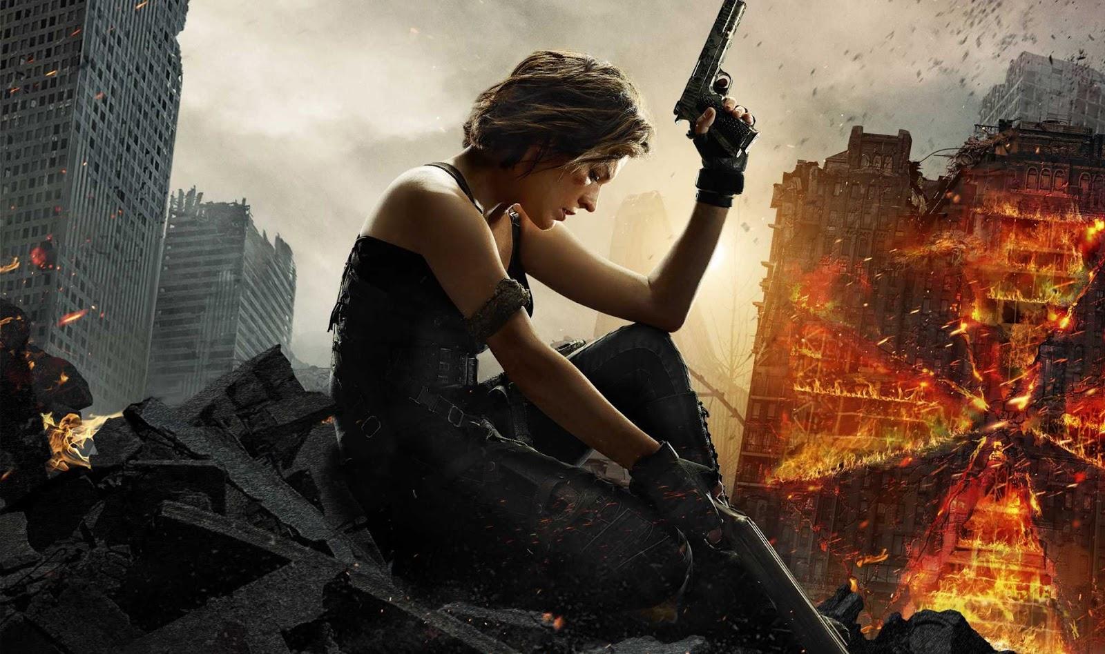 Resident Evil: O Capítulo Final | Segundo trailer completo é ainda mais estonteante
