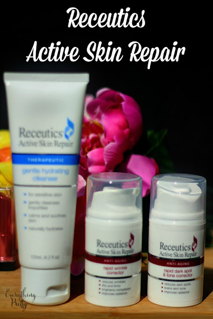 receutics active skin care review