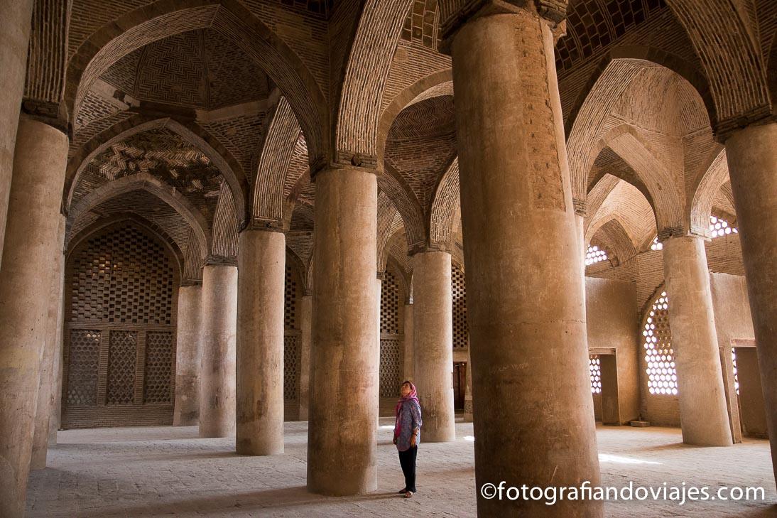 Mezquita del viernes o Jameh en Isfahan