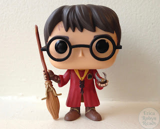 Harry Potter Quidditch POP