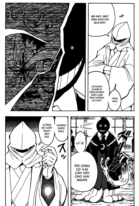 Ansatsu Kyoushitsu chap 30 trang 18