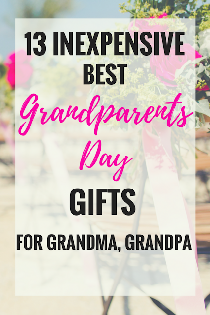 Grandparents Day Gifts From Toddler