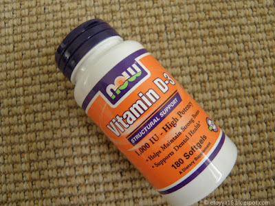 Now Foods, Vitamin D-3