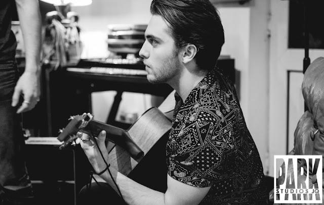 The Carnival Club EP | Birmingham Recording Studio | Park Studios JQ | guitarist