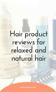 shampoos, conditioners, stylers that can be used on relaxed and natural hair. | arelaxedgal.com