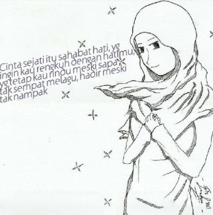 99 Gambar Dp Bbm Kata Kata Cinta Islami Romantis Menyentuh Hati