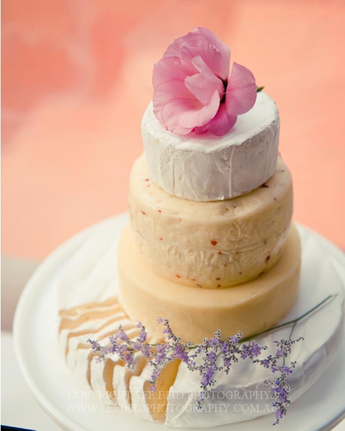 Fruit Tower Cake