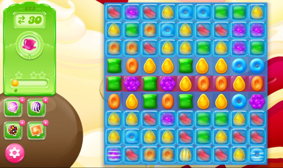 Candy Crush Jelly Saga 322