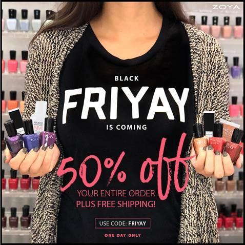 black friday discount code