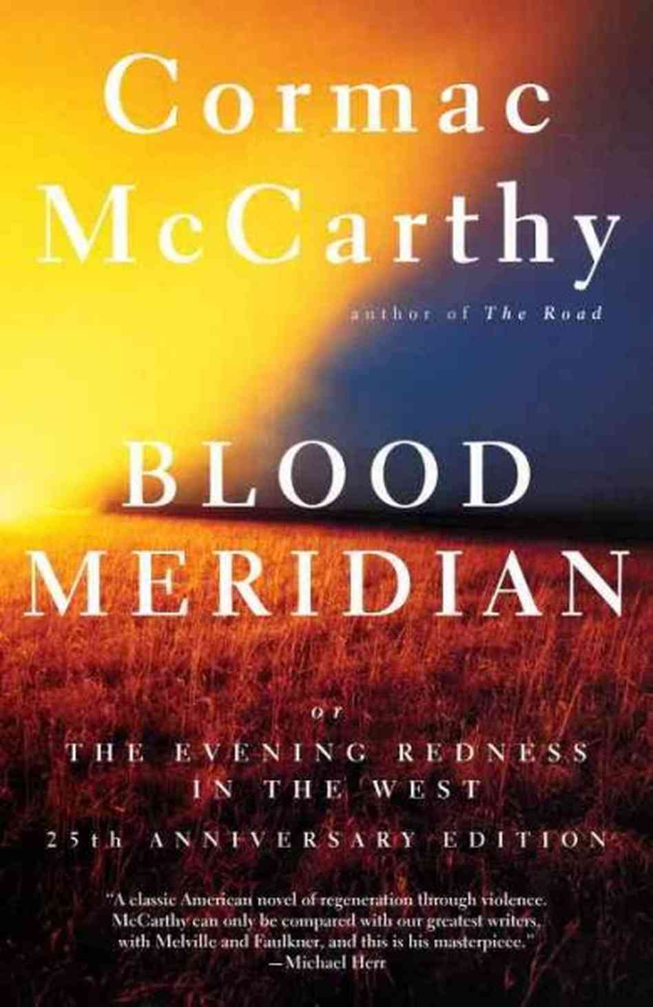 """A Vocabulary Quiz Derived From Five Pages of """"Blood Meridian"""""""
