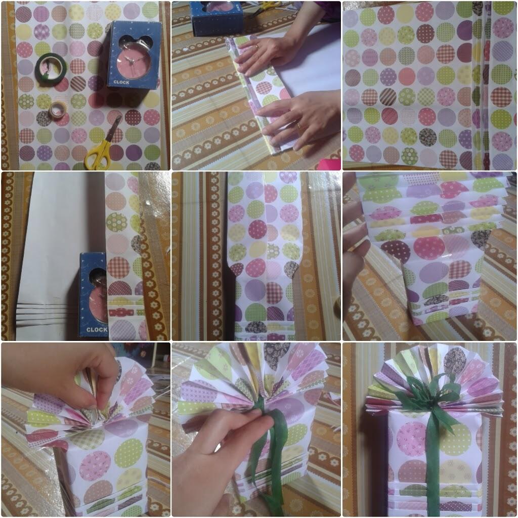 Gift Wring Cara Balut Hadiah