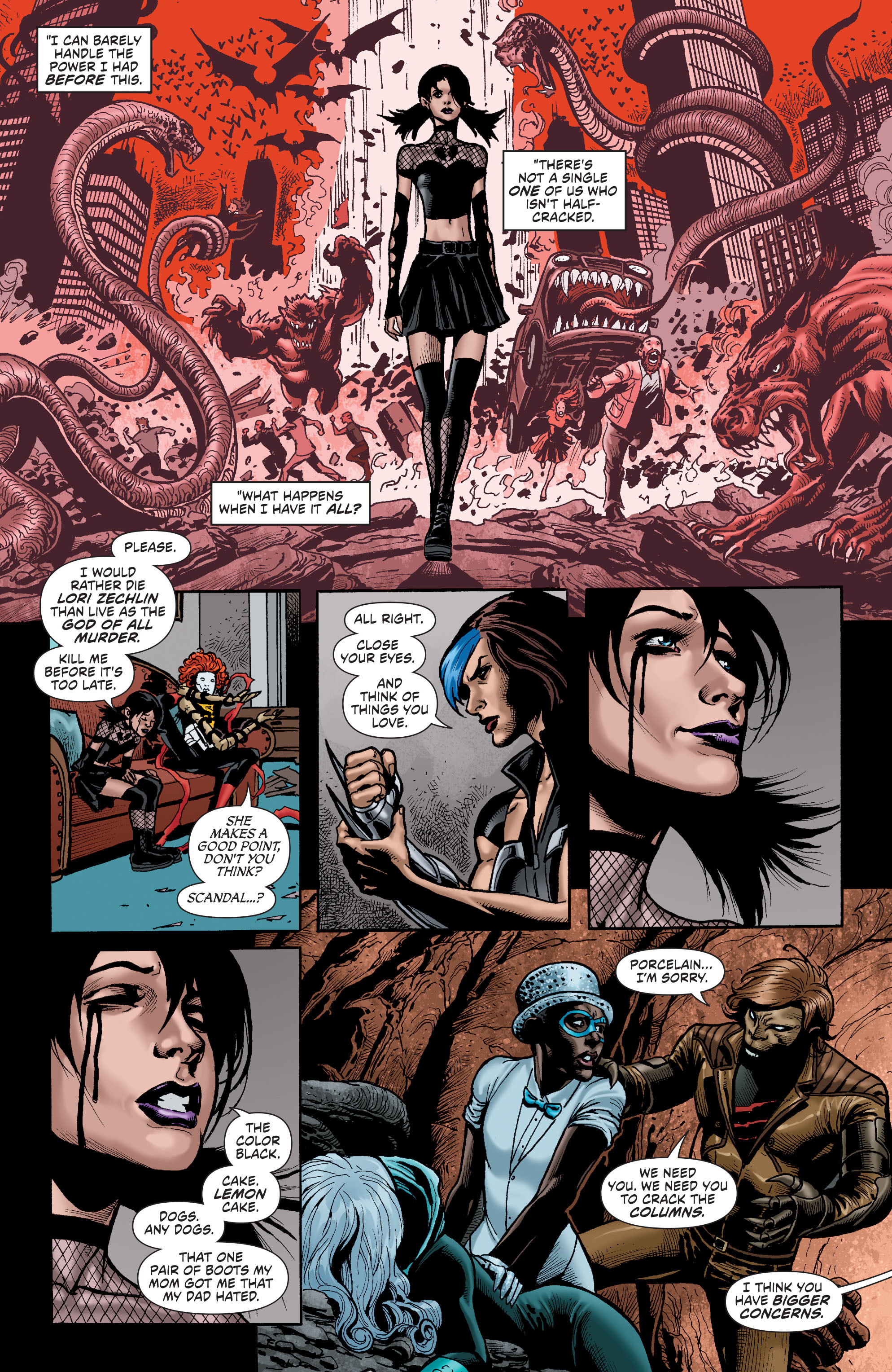 Read online Secret Six (2015) comic -  Issue #10 - 12
