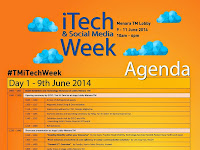 iTech & Social Media Week : Many Exciting Events Await You. Don't Miss It, Sign Up Now!