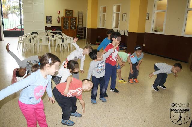 juego baile niños