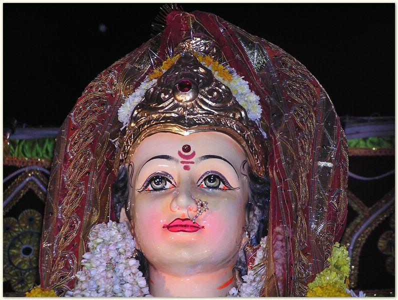 God Maa Durga Image Happy New Year 2019