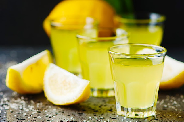 Bebidas digestivas