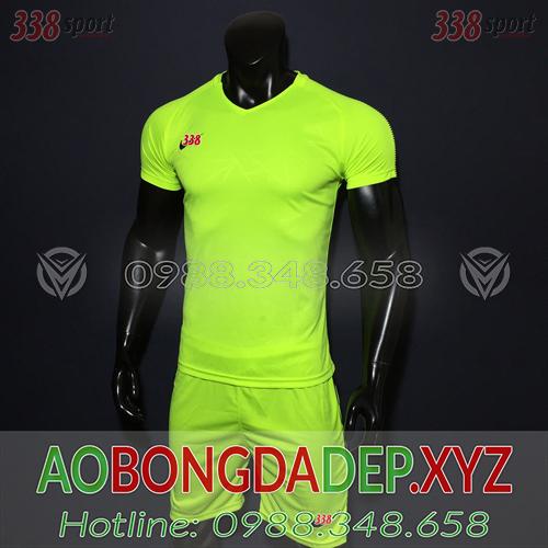 Áo Nike TB 2019 Màu Xanh Chuối Đẹp