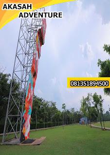 Lebak Biaya Jasa Pembuatan Wall Climbing Papan Panjat Tebing Murah