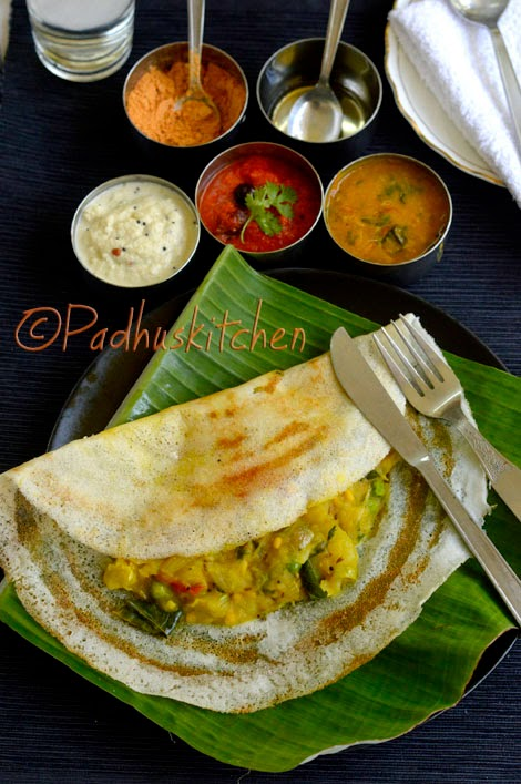 Dosa Recipe Indian Food Forever