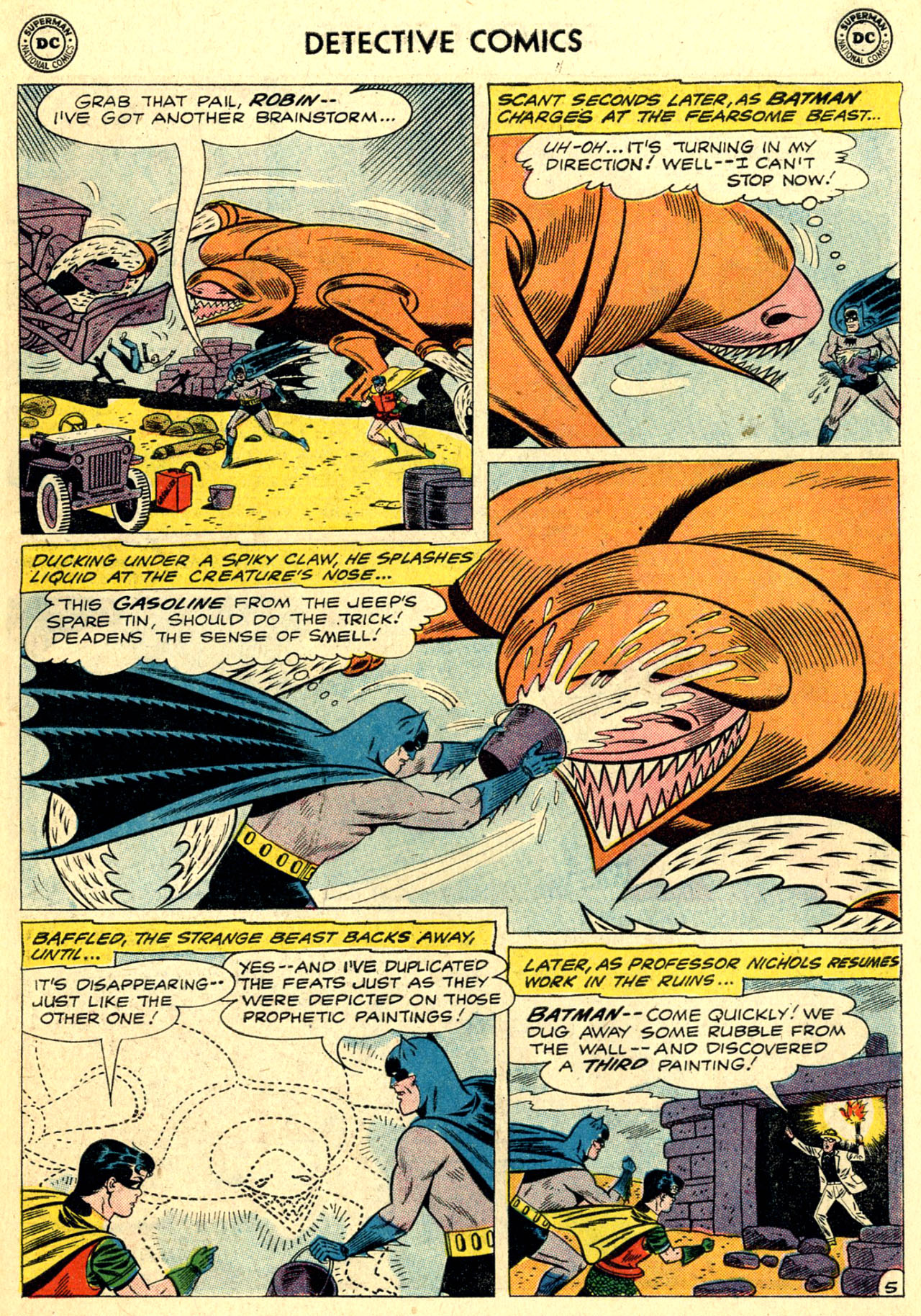 Detective Comics (1937) 295 Page 6