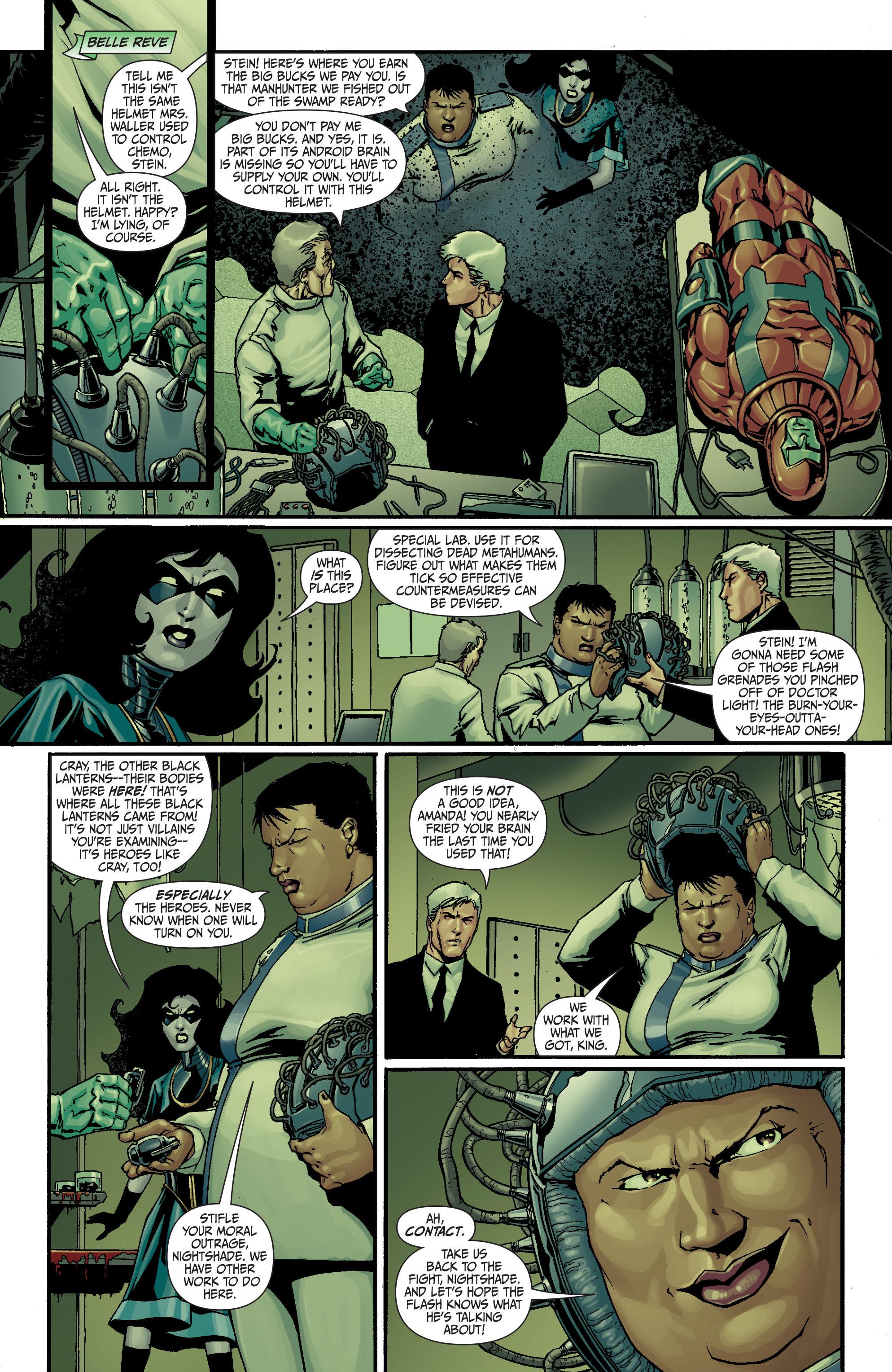 Read online Secret Six (2008) comic -  Issue #18 - 15