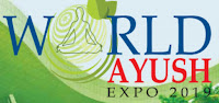 World AYUSH Expo 2019 organized by MUHS, Mumbai