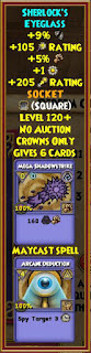 Wizard101 Great Detective Bundle - Arcane Deduction