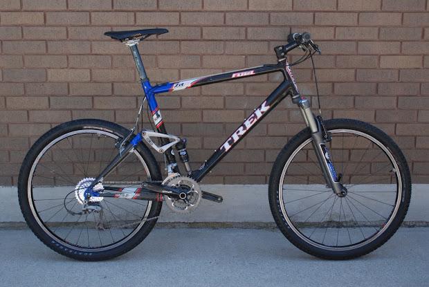 Anex Bicycles Trek 4500 - Year of Clean Water