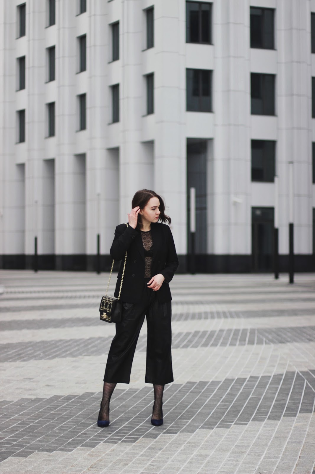 Back To Work Outfit | Fashion Blogger