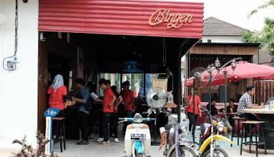 LOKER Waiters BINGEN CAFÉ & RESTO