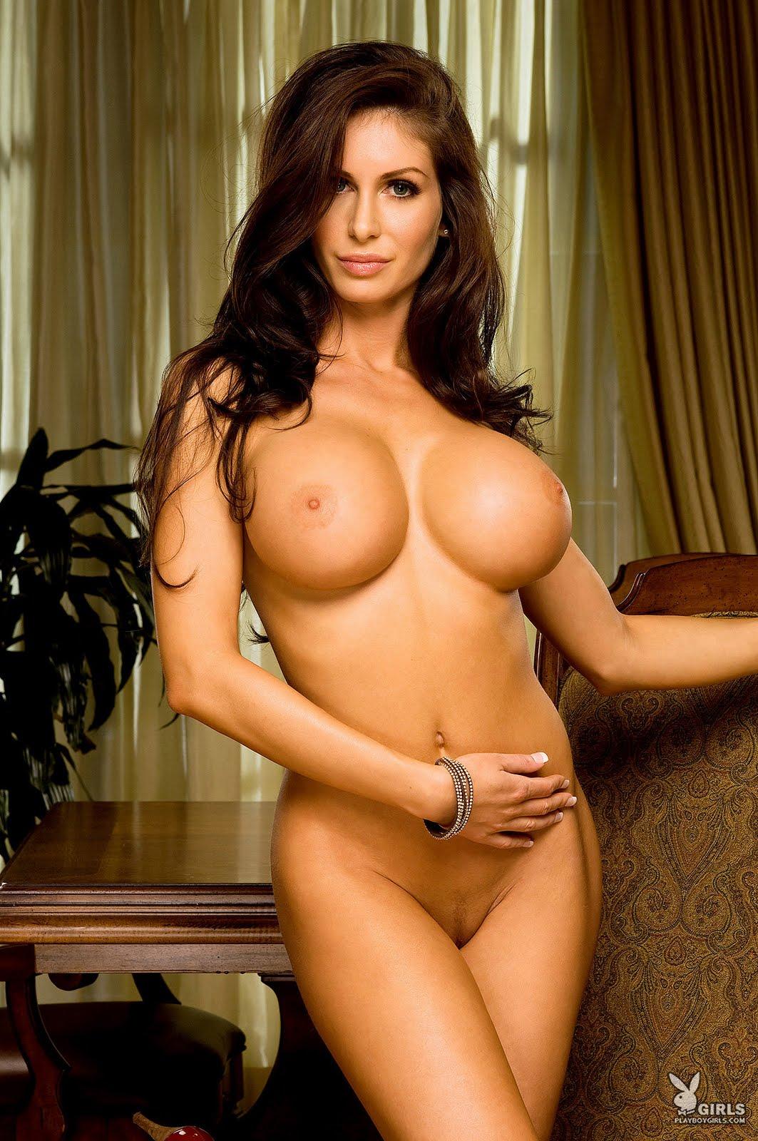 Dejlige Italien Megan Voss Busty Babes Photo Set-1-9088