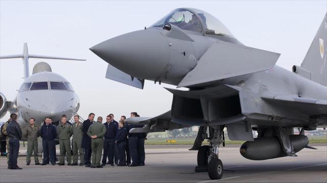 ¿Por qué el Reino Unido pretende aumentar ataques en Siria?