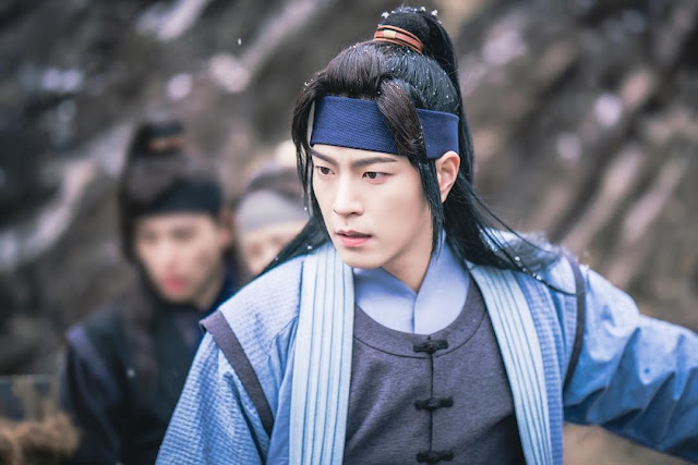 The King Loves k-drama Hong Jong Hyun
