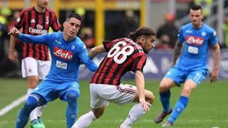 مشاهدة مباراة نابولي وأتلانتا بث مباشر  اليوم 03/12/2018   الدوري الايطالي Atalanta vs Napoli live