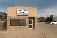 Trasher - Guitar Shop
