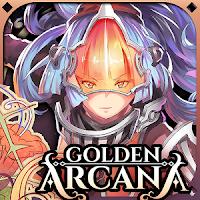 Golden Arcana Tactics MOD APK high damage