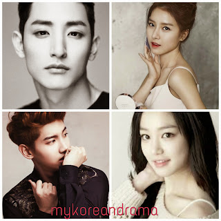Lee Soo Hyuk, Kim So Eun