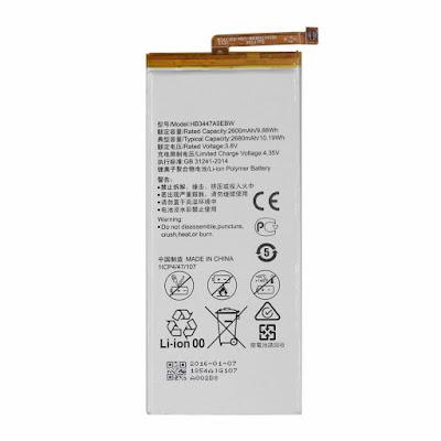 HB3447A9EBW batterij voor Huawei Ascend P8 GRA-L09 GRA-UL00 GRA-UL10