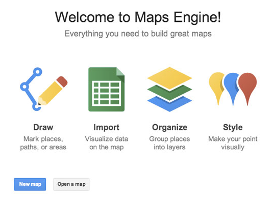 Ignite Education: Communicating with Google Maps Engine Customers