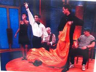 Michael Dierks, RTL Parodie David Copperfield TV.Kaiser