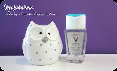 Vichy - Pureté Thermale 3 en 1