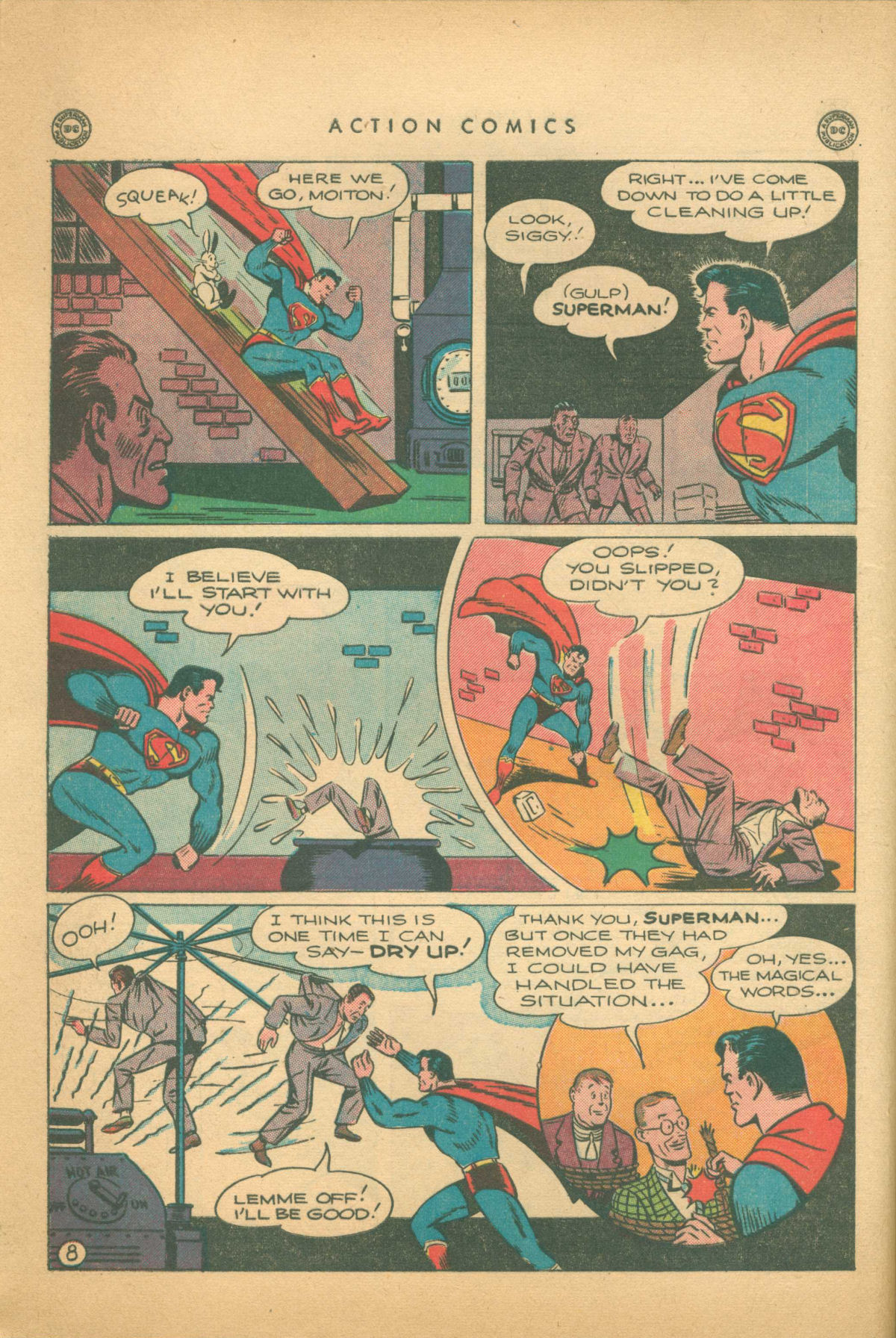 Action Comics (1938) 97 Page 10
