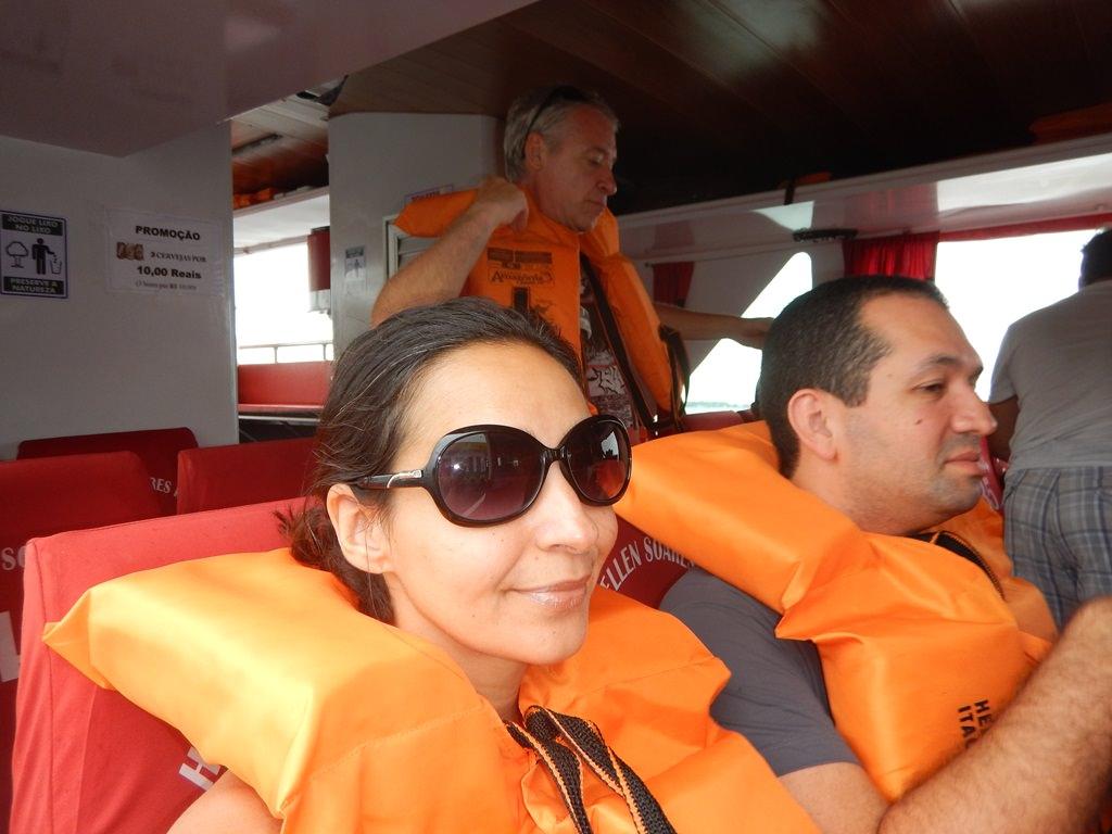 Encontro das Águas dos Rios Negro e Solimões