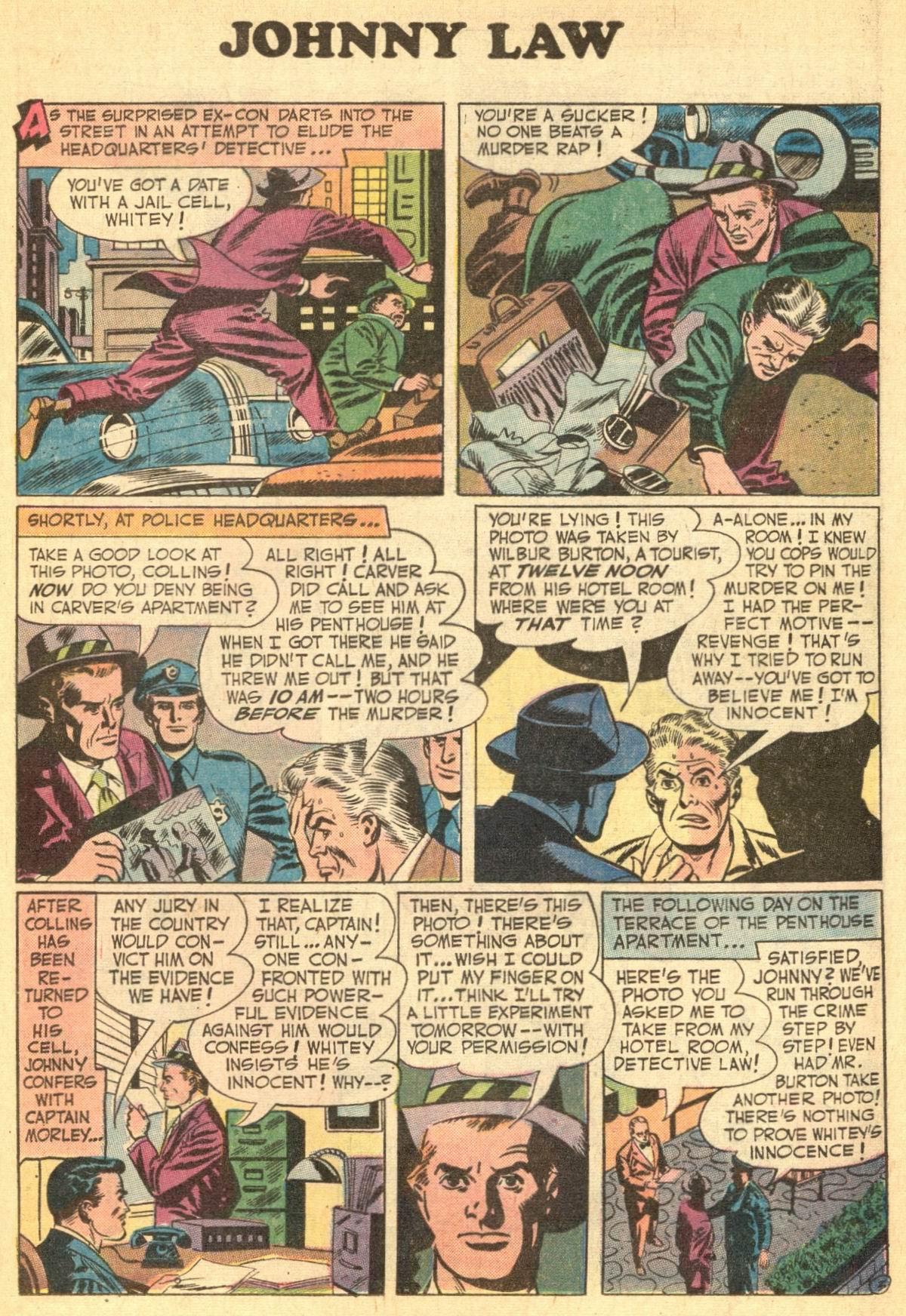 Detective Comics (1937) 423 Page 22