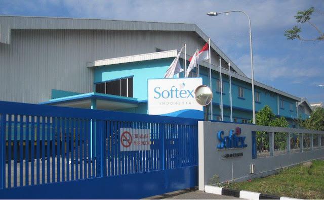 Lowongan Kerja Terbaru Jobs : Operator Produksi, Warehouse Leader, PPIC Staff PT Softex Indonesia Rekrutmen Karyawan Baru Besar-Besaran
